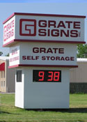 Grate signs Electonic signs